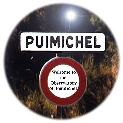 Welcome to the Observatory of Puimichel